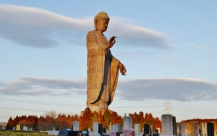 Giant Buddha Statue in Japan