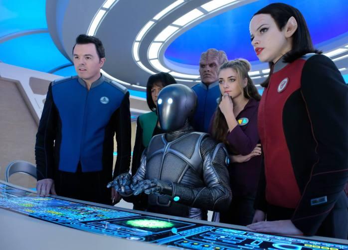 Capt. Mercer and crew