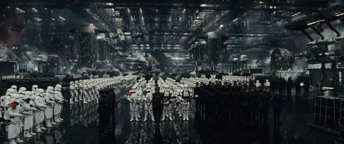 Star Wars The Last Jedi First Order
