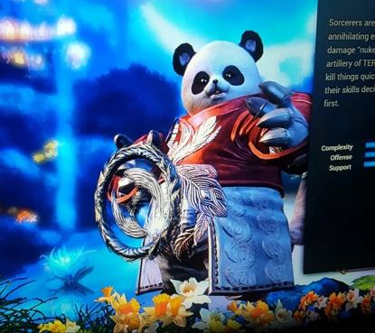 Tera panda