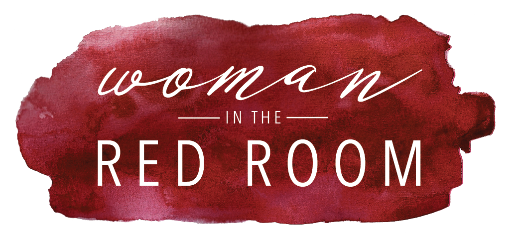 Logo Woman in the Red Room Author Shana Scott