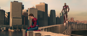 Spiderman Homecoming Pic Sony Marvel