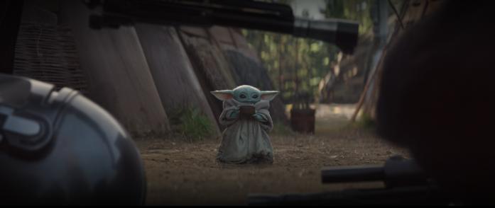 Baby Yoda, Mandalorian, Star Wars
